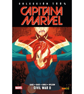 CAPITANA MARVEL 06: CIVIL WAR II