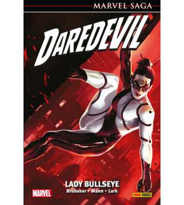 DAREDEVIL 20: LADY BULLSEYE (Marvel Saga 72)