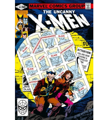 MARVEL FACSIMIL 18: THE UNCANNY X-MEN 141
