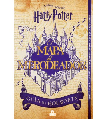 HARRY POTTER: MAPA DEL MERODEADOR