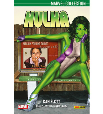 HULKA DE DAN SLOTT 02 (Marvel collection)