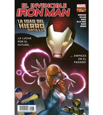INVENCIBLE IRON MAN 98