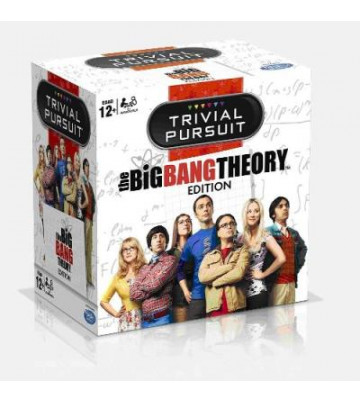 TRIVIAL PURSUIT EDICIÓN THE BIG BANG THEORY