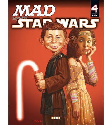 MAD: STAR WARS 04