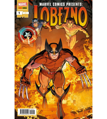 MARVEL COMICS PRESENTS: LOBEZNO 01 (de 03)