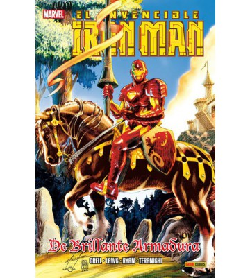 EL INVENCIBLE IRON MAN: DE BRILLANTE ARMADURA