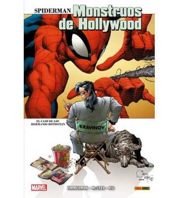 SPIDERMAN. MONSTRUOS DE HOLLYWOOD