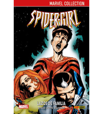 SPIDERGIRL 02: LAZOS DE FAMILIA (Marvel collection)