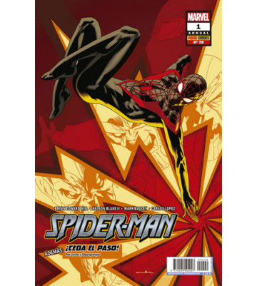 SPIDER-MAN 29 (Serie mensual)