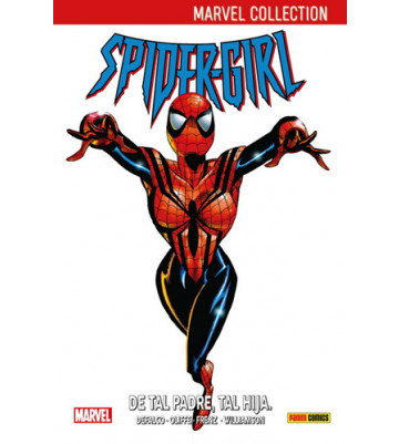 SPIDERGIRL 01: DE TAL PADRE, TAL HIJA (Marvel collection)