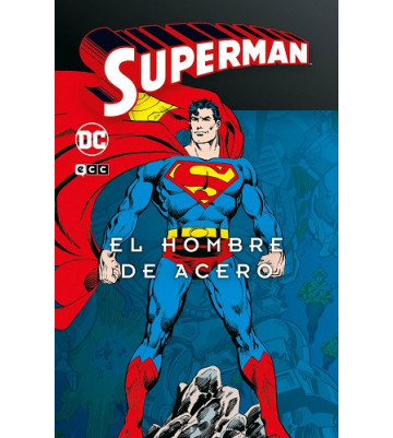 SUPERMAN: EL HOMBRE DE ACERO 01 (de 04) (SUPERMAN LEGENDS)