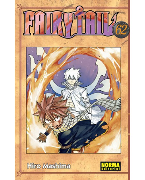 FAIRY TAIL 62