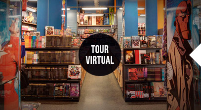 Tour Virtual Norma Comics